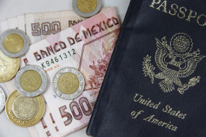 Mexico visa passport shutterstock_47533393